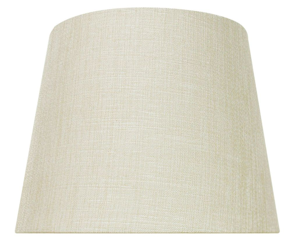 10  Inch  Tan Table Shade