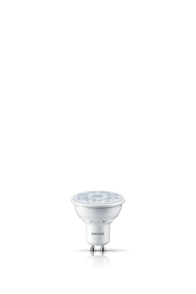LED 5W = 50W GU10 Warm Glow (2700K - 2200K)