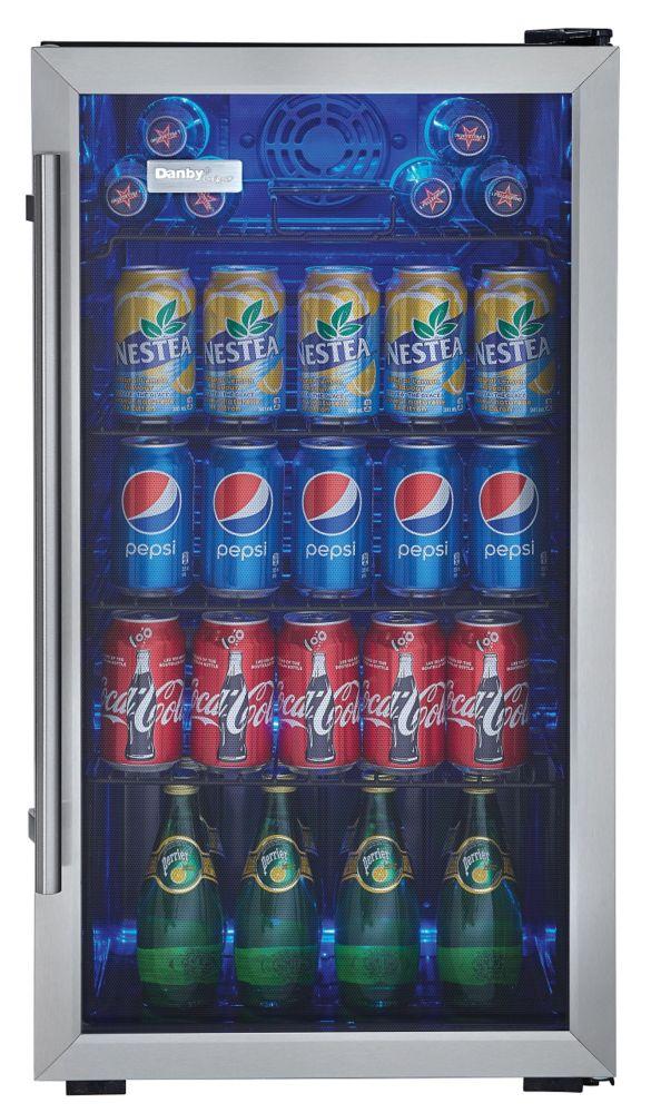 120-Can Beverage Center