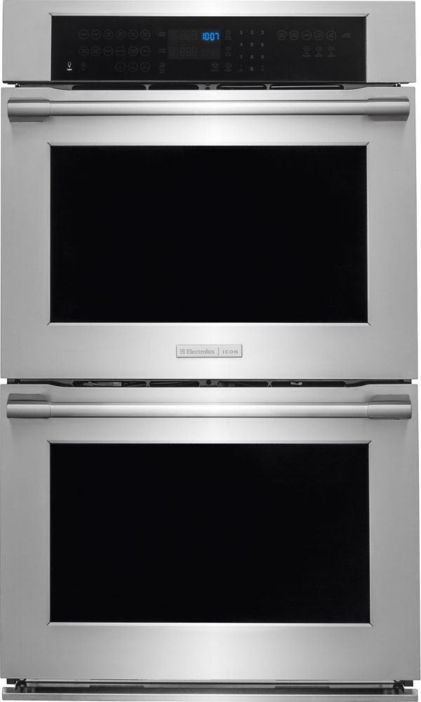 Electrolux 9.6 cu. ft. Double Wall Oven in Stainless Steel