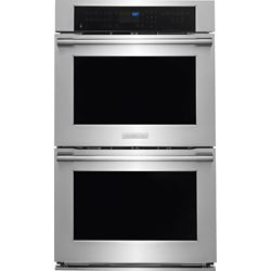 Electrolux 30-inch Double Electric Wall Oven with Convection in Stainless Steel