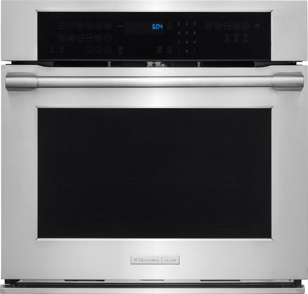 ICON 4.8 cu. ft. Single Wall Oven in Stainless Steel