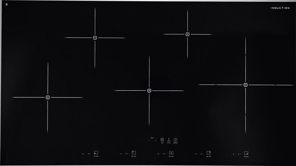 Surface de cuisson à induction de 36 po  - E36IC80QSS