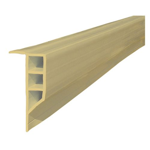 "Dock Edge ""Full Face Profile, Beige, 16' Ro"""