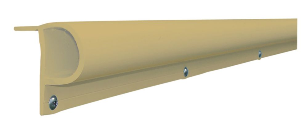Small  P Profile, Beige, 16 foot  Roll