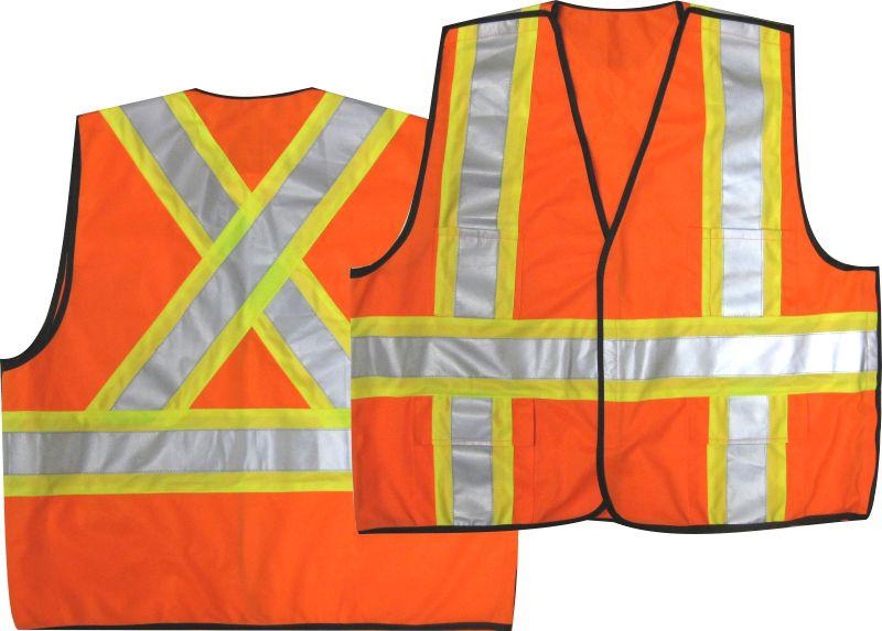 WCB Compliant Traffic Vest