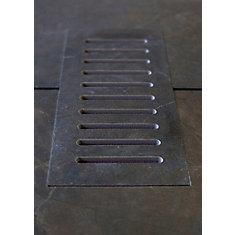 Les couvercles céramiques de ventilation fait pour correspondre  City Scape. Taille 5