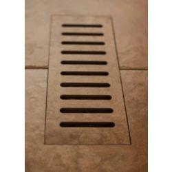 """Aod Stone Les couvercles porcelaines de ventilation fait pour correspondre Lancaster Brown. Taille 4"""" x 11"""""""