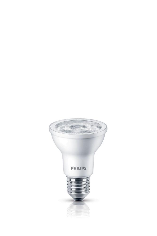 PAR20 DEL à faisceau projecteur d'intérieur 6 W  - Lumière du jour 5 000 K
