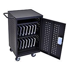 30 Tablet / Chromebook Charging Cart