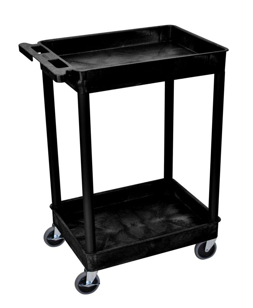 Tub Cart 2 shelves