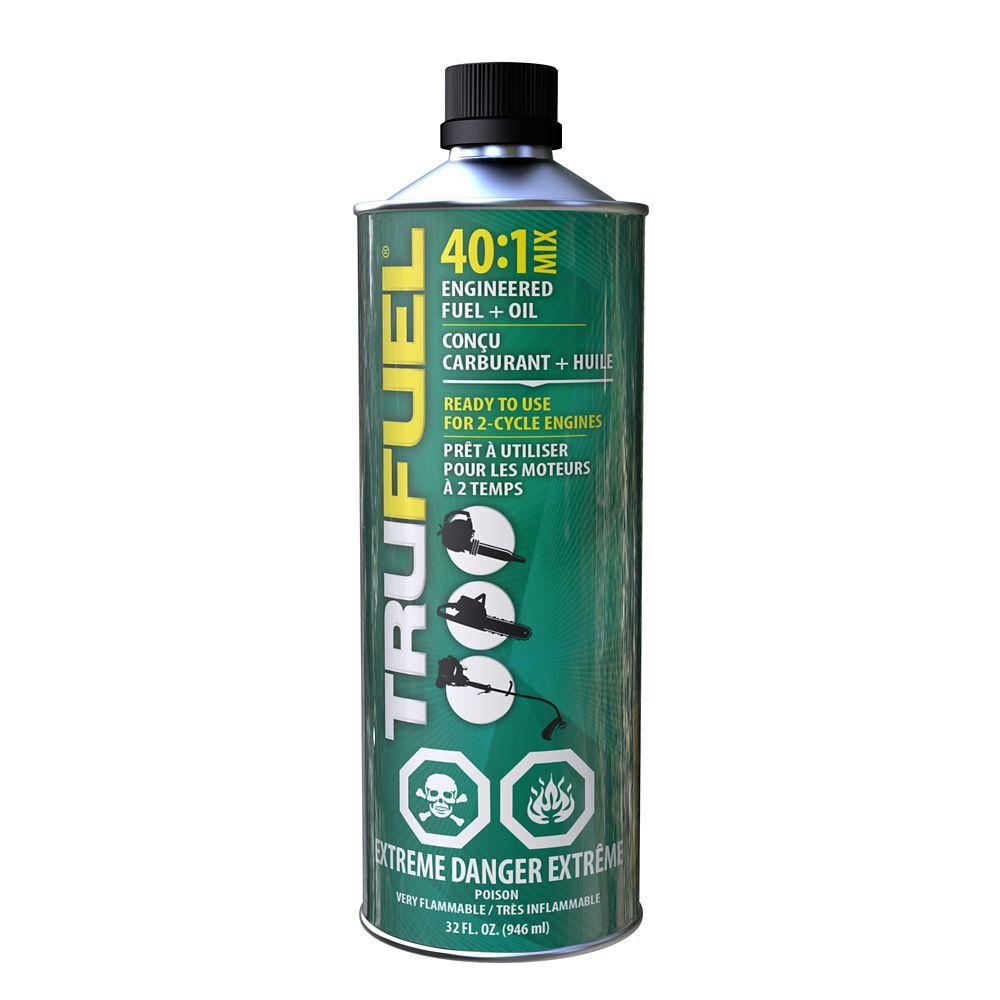 TruFuel Engineered Fuel 40:1 Mix