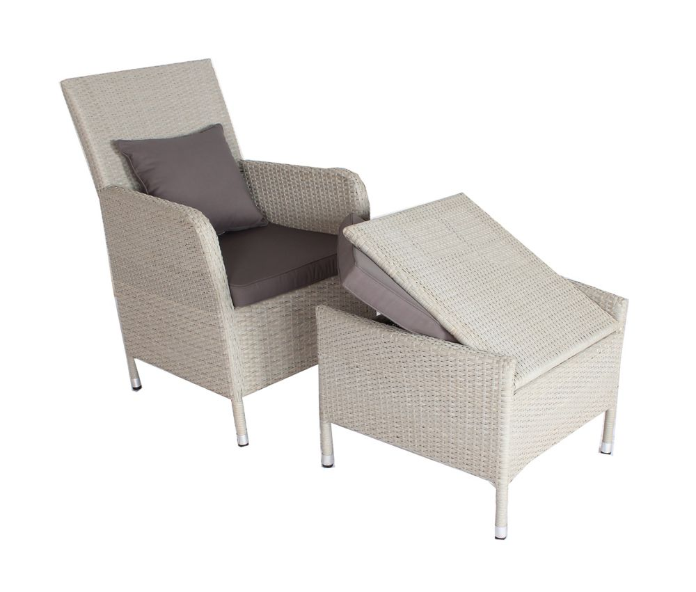 Portebello Chair and Stool PF-CH253-GY Canada Discount