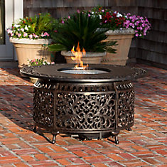 Outdoor Fire Pits | The Home Depot Canada on small backyard gazebo ideas, small backyard bathroom ideas, small bbq pit ideas, small backyard water fountains ideas, small backyard covered deck designs, backyard shed bar ideas, small backyard lounge ideas, small backyard grill ideas, small backyard fence ideas, small backyard stone ideas, small backyard retaining wall ideas, small backyard games ideas, small backyard putting green ideas, small backyard tree house ideas, small backyard greenhouse ideas, small backyard brick ideas, diy backyard bar ideas, small backyard garage ideas, cheap backyard privacy ideas, small backyard landscaping along fence,