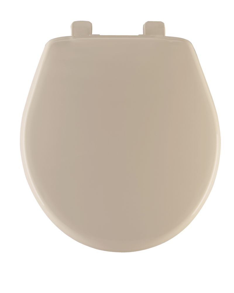 Bemis Next Step Round Toilet Seat The Home Depot Canada