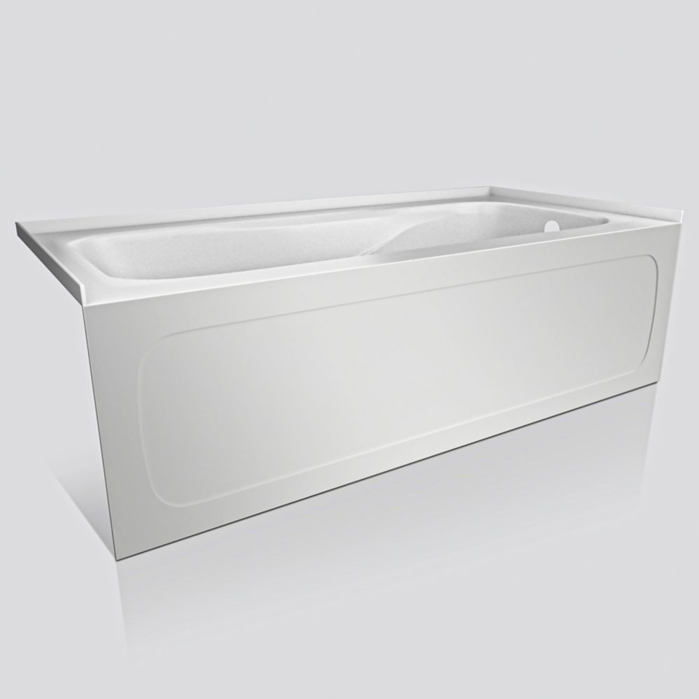 Sol 60x32 Skirted Tub With Right Hand Drain