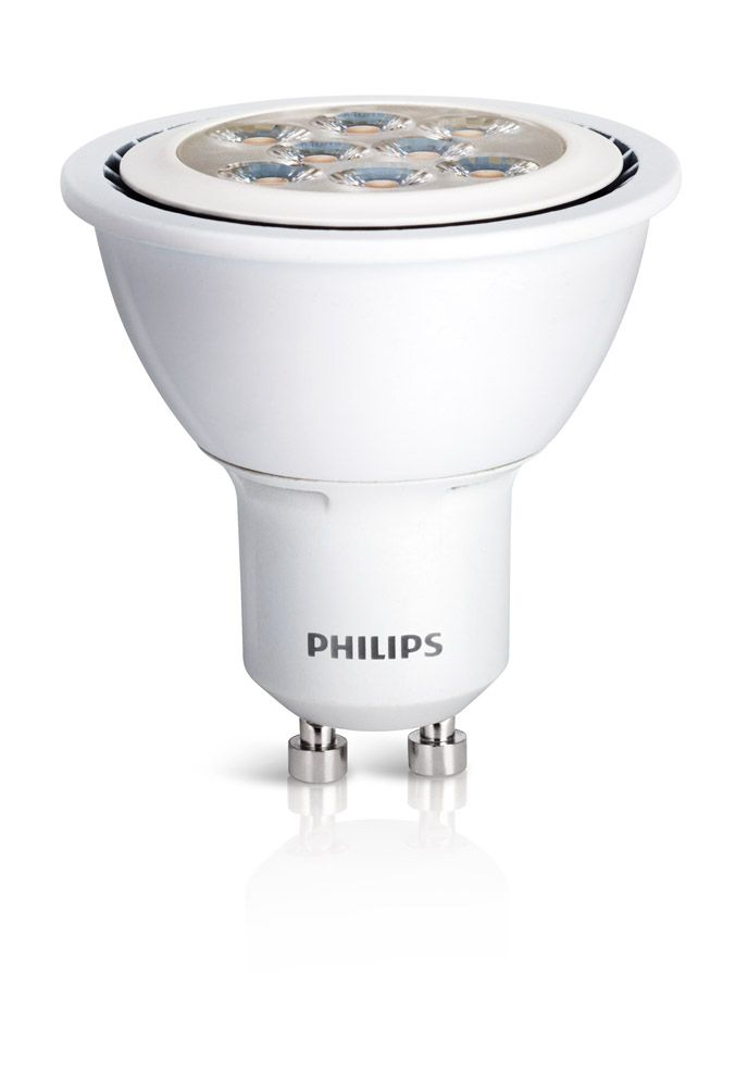 philips led 7w 50w gu10 daylight 5000k the home. Black Bedroom Furniture Sets. Home Design Ideas