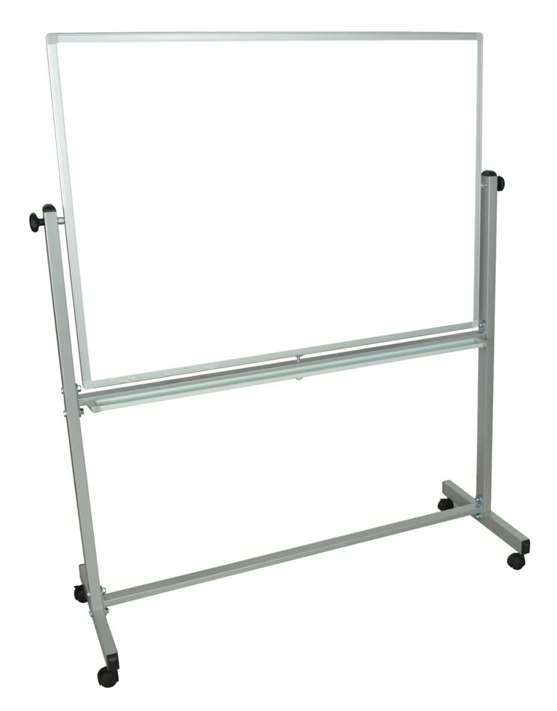 Double Sided Magnetic White Board 51x54x5