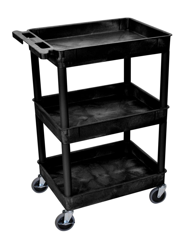 Tub Cart 3 shelves