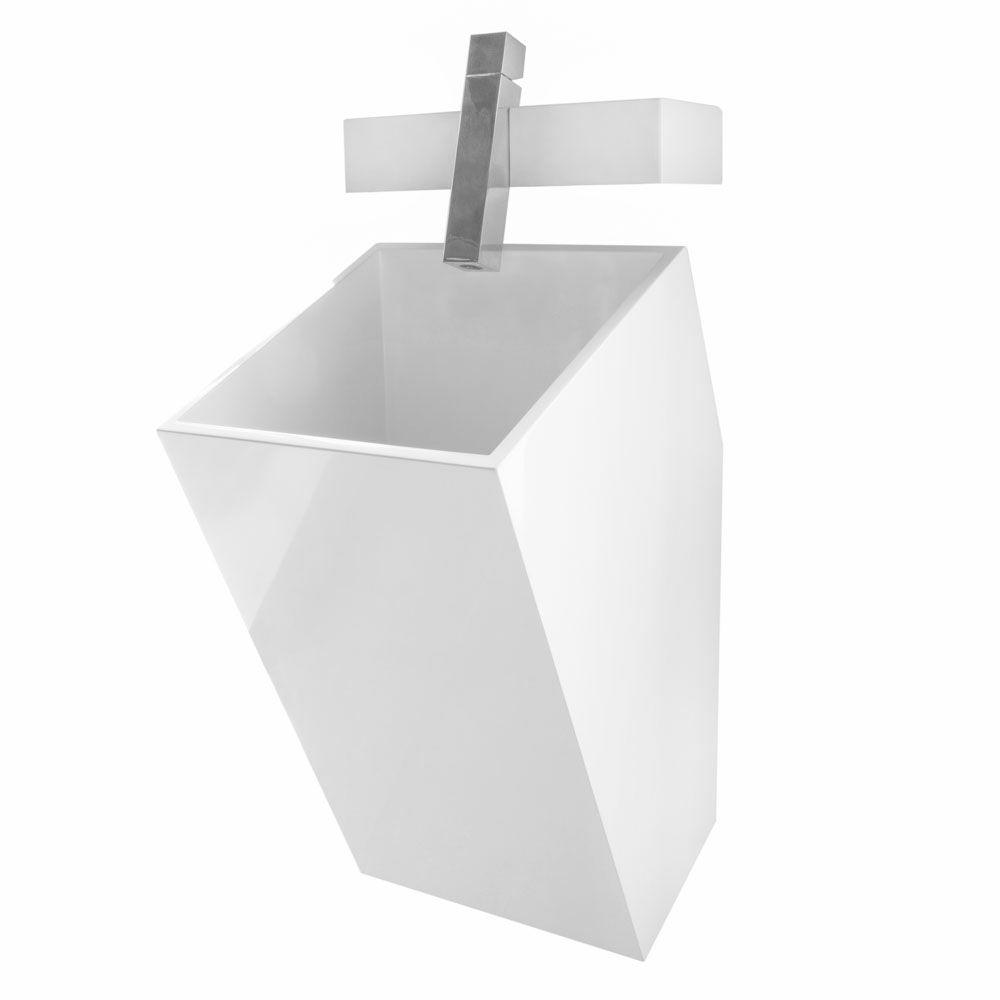 MIMI Wall-Mount Bathroom Sink Basin