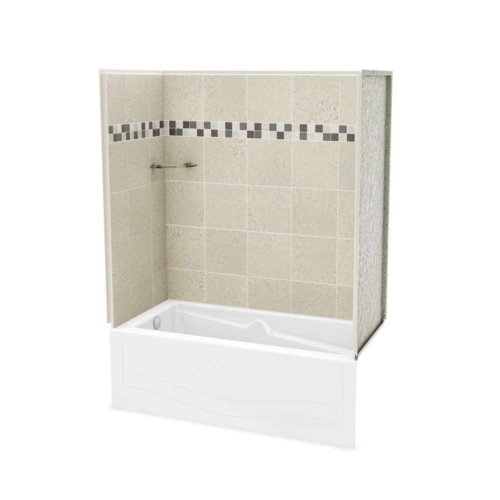 and surround bathtub home ideas tile tub bathtubs design depot awesome showers