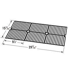 Cast Iron Cooking Grid for BBQTEK, Bond, Broil Chef, Jenn-Air, Perfect Flame and Vermont Castings for Gas Grill Models