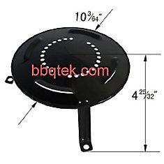 Porcelain Steel Heat Plate for BBQTEK and BOND Gas Grill Models