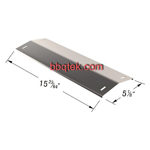 Porcelain Steel Heat Plate for , BOND, Broil Chef, Master Chef and Tera Gear Gas Grill Models