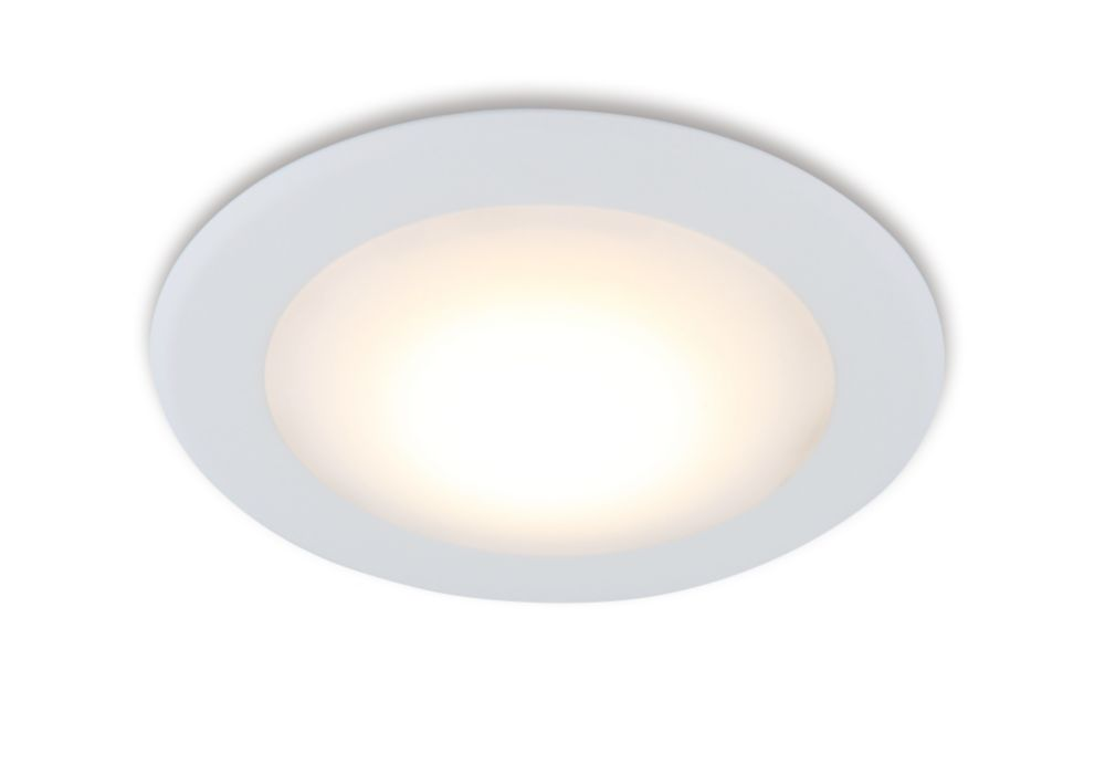 LED 13W = 75W Flush Mount Fixture Soft White (2700K)