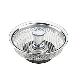 MOEN Durable Mesh Strainer with Stopper