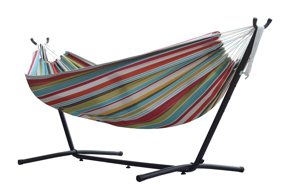 Vivere Ciao 9 ft. Hammock with Stand
