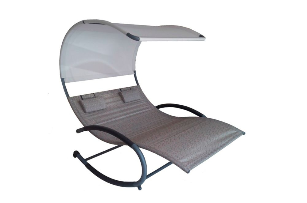 Double Chaise Rocker Sienna Photo Of Product