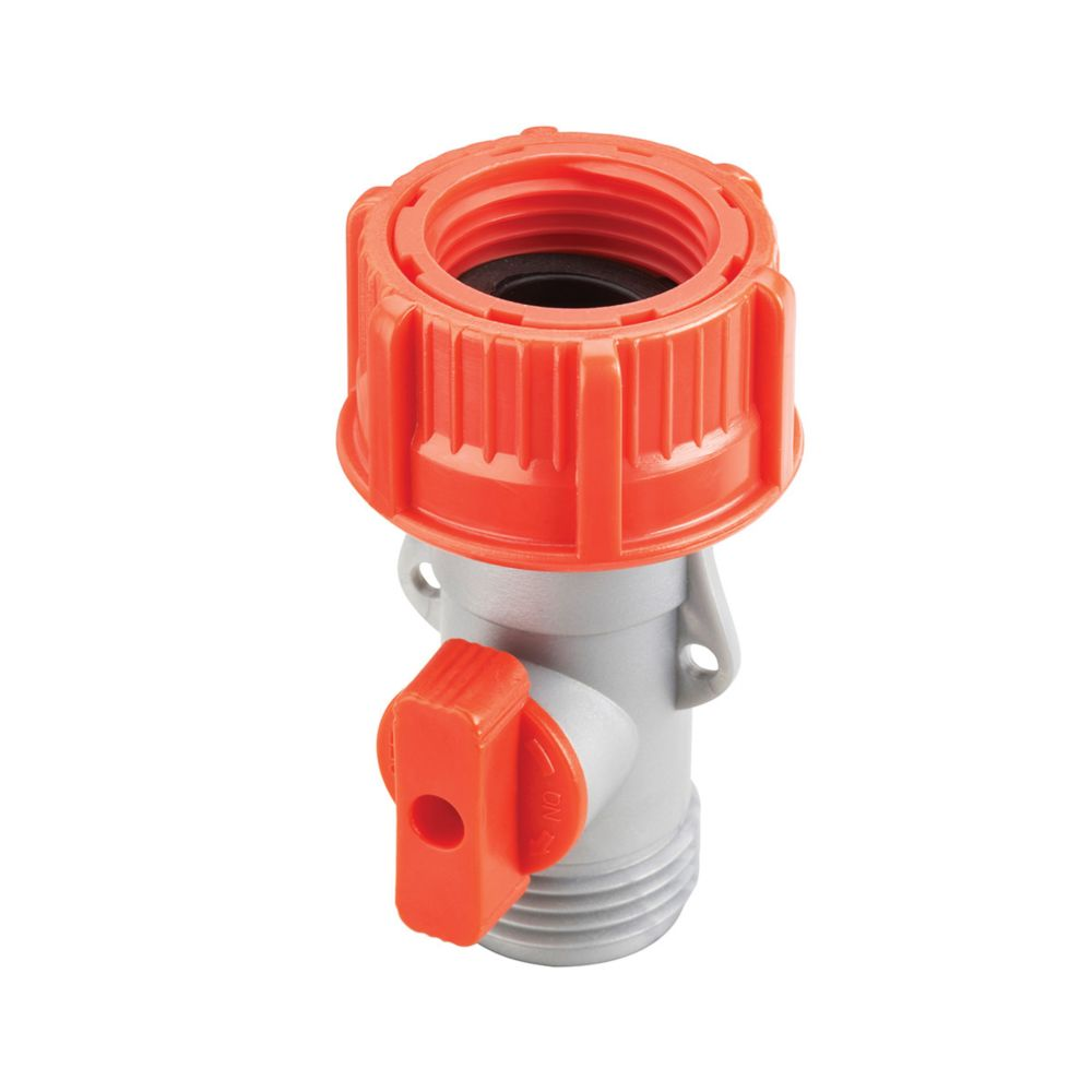 Plastic Pro Series Single Hose Shut Off RW-PS91 in Canada