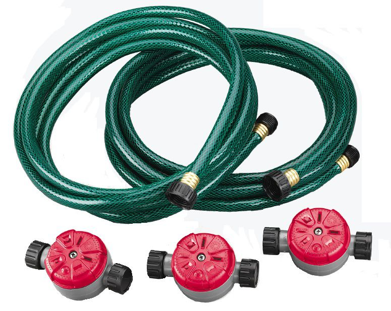 Rainwave 5-Piece Lawn Watering Kit