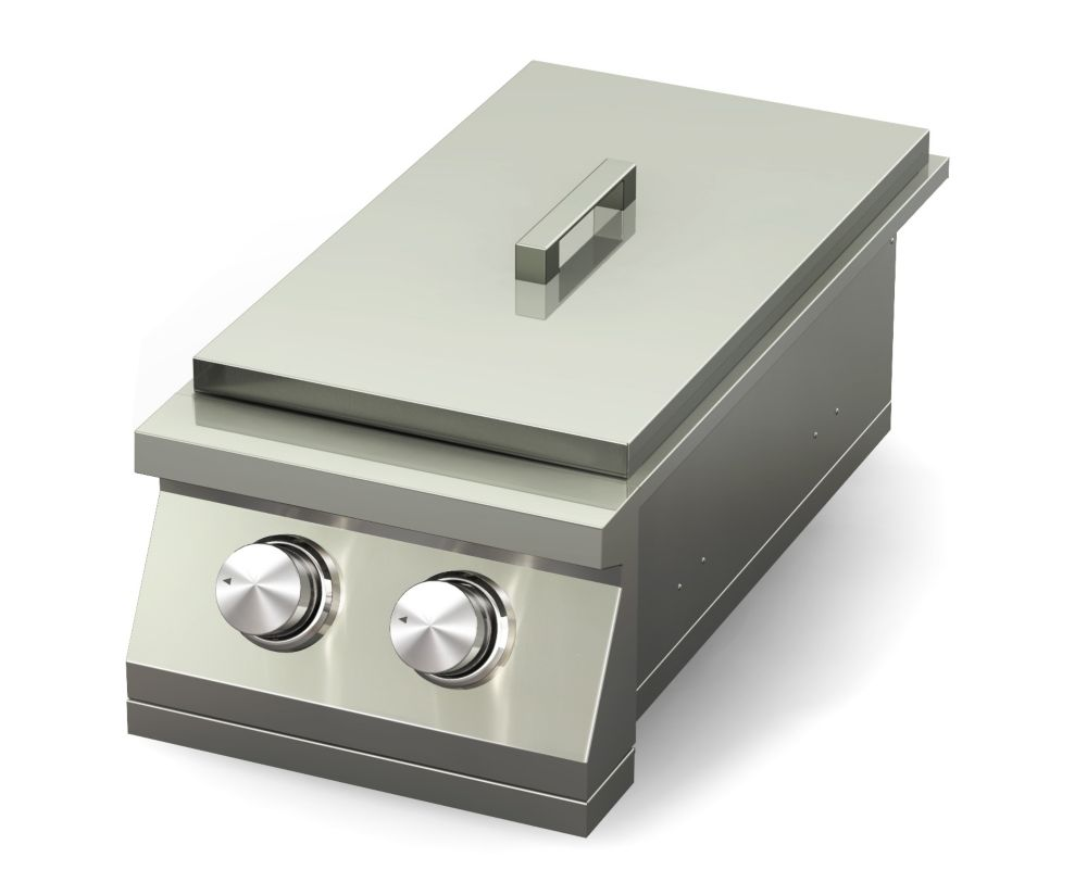 Built-In Double Side Gas Burner