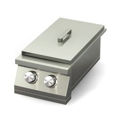 Broilchef Built-In Double Side Gas-Burner