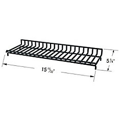 Porcelain Steel Warming Grid for Perfect Flame Gas Grill Models