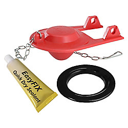 Korky Toilet Repair Plus Easyfix Flush valve repair Kit