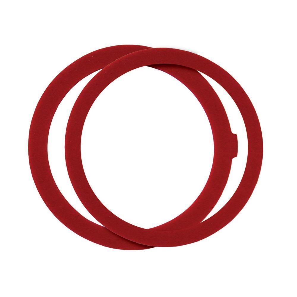 Korky Toilet Repair Universal 3 Inch Valve Seal Kit