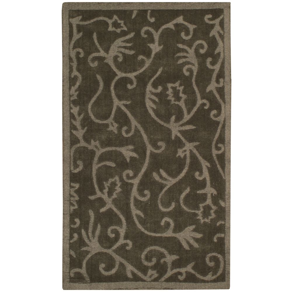 Green Lauren Area Rug 3 Feet X 5 Feet