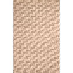 Anglo Oriental Carpette, 7 pi 9 po x 10 pi 9 po d'intérieur, style contemporain, rectangulaire, havane Basket
