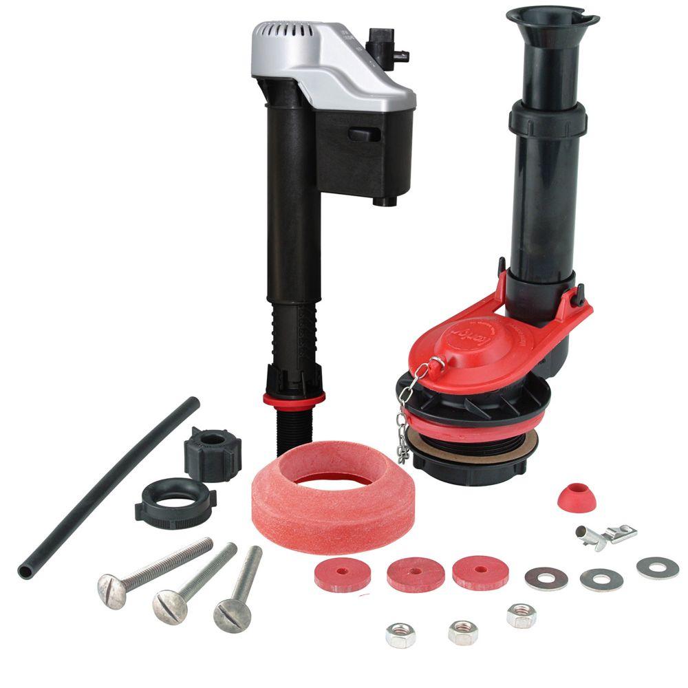 Korky Toilet Repair Platinum Complete Repair Kit