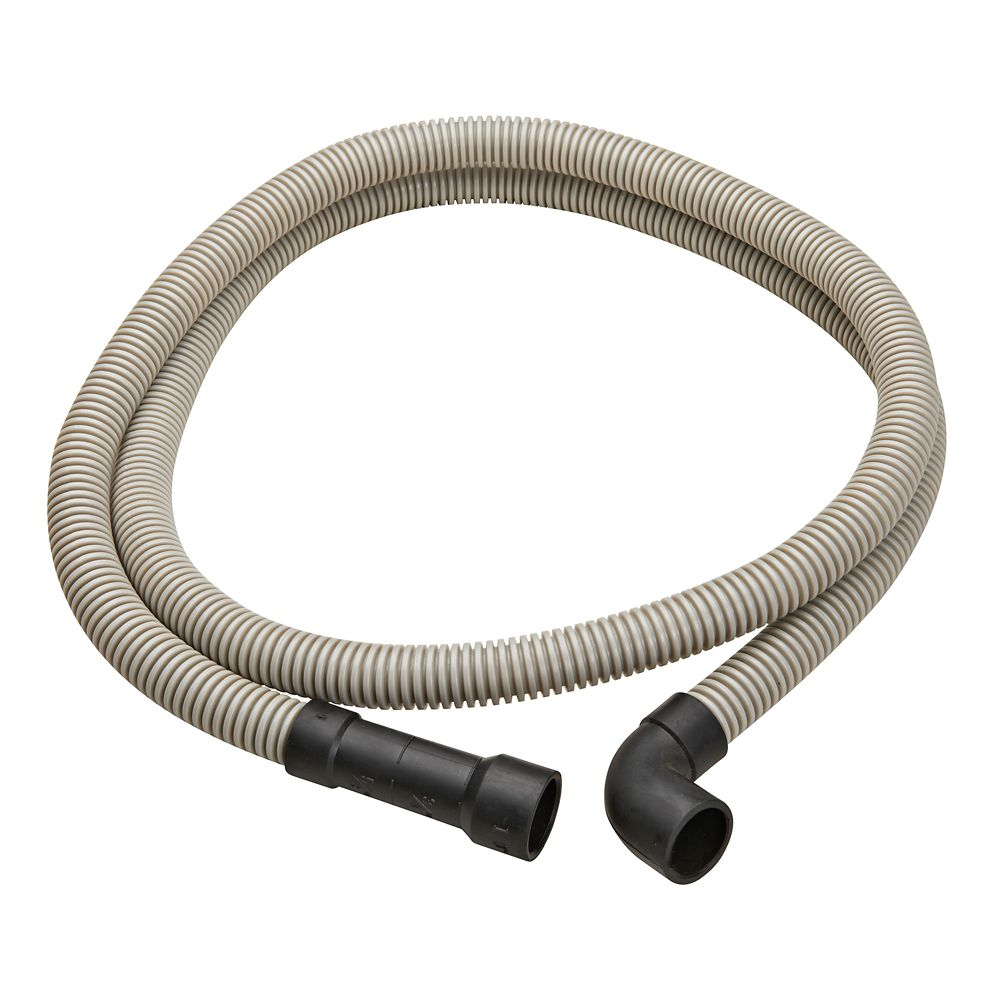 Plastic Corrugated Dishwasher Discharge Hose