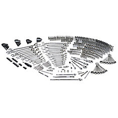 432-Piece Mechanics Tool Set