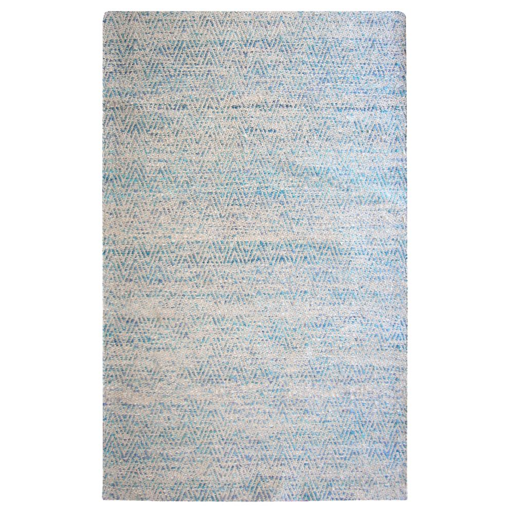 Blue Zola Area Rug 4 Feet x 6 Feet