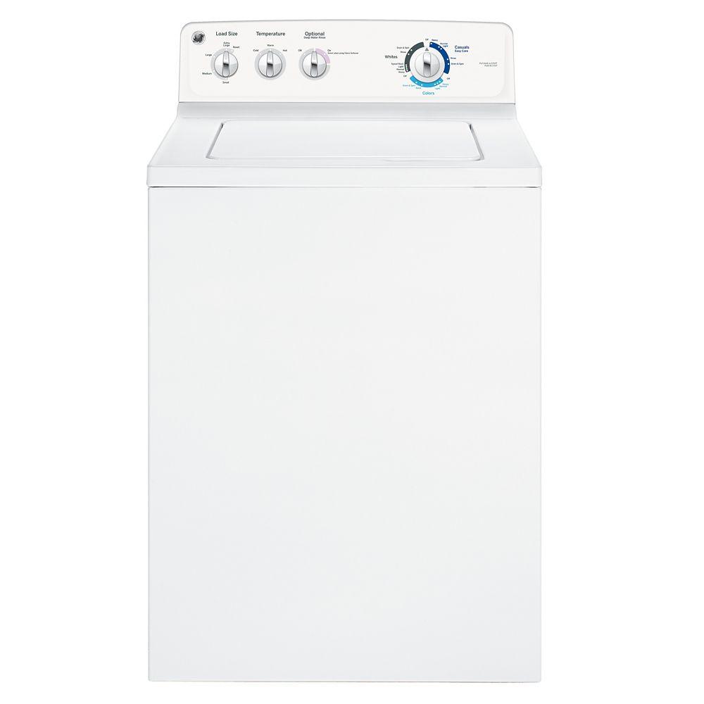GE White 3.6 cu.ft. Capacity Washer