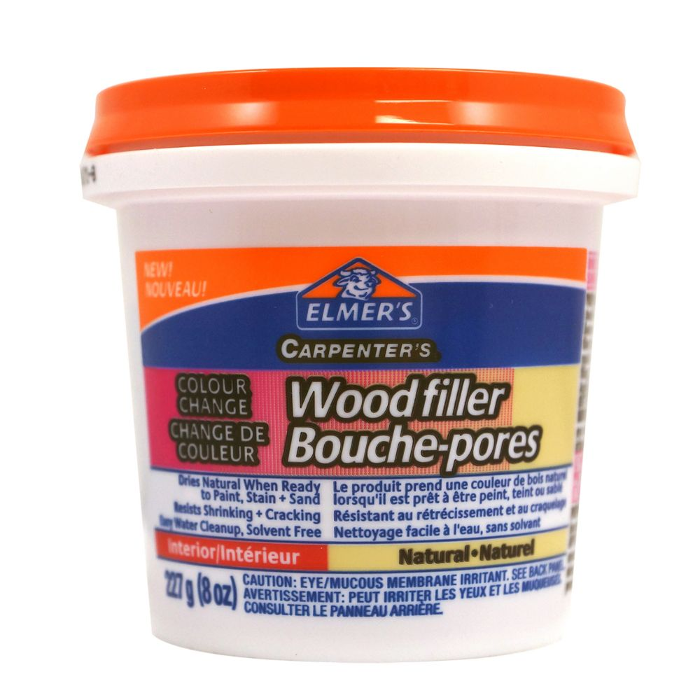 Bouche-pores Change de couleur 227gr Naturel