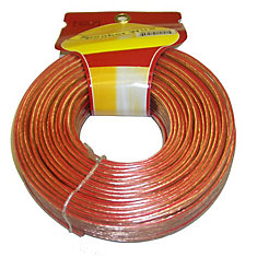 100 ft  2-Wire 16 Gauge Speaker Cable