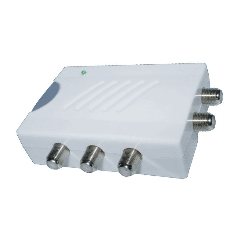 Digiwave 1 in 4 out TV Amplifier
