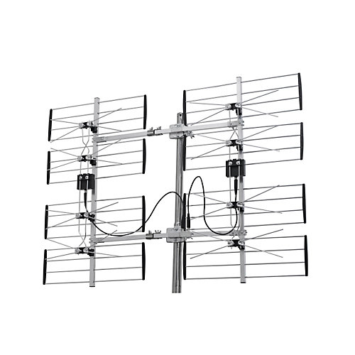 8 Bay Ultra Clear Digital Outdoor Antenna